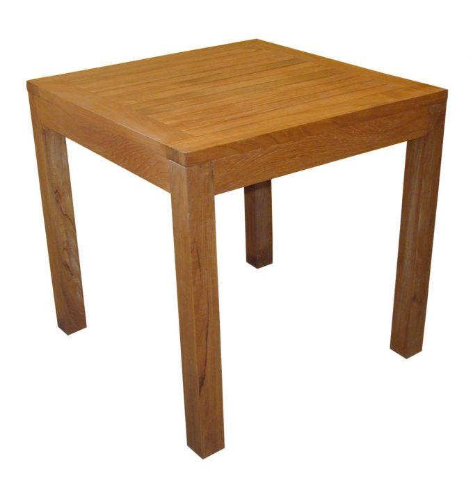 AJ80 Garden square Table 80x80 1 | Falaknaz - the Warehouse