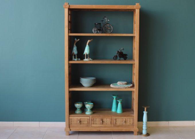 houston bookcase | Falaknaz - the Warehouse